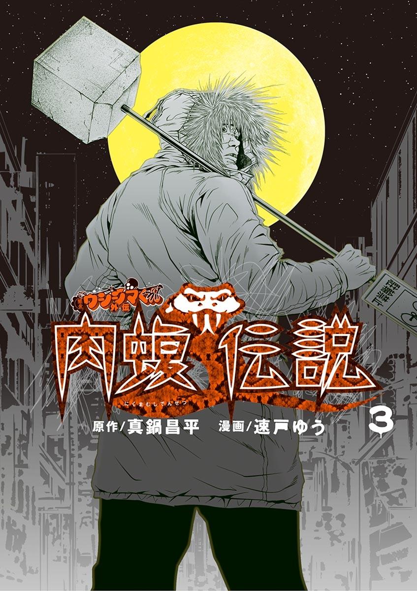 闇金ウシジマくん外伝 肉蝮伝説 3