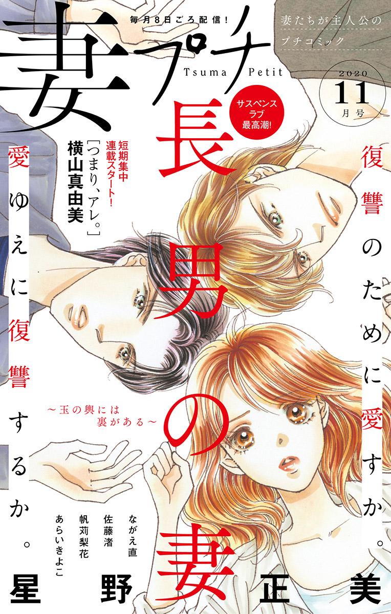 妻プチ 2020年11月号(2020年10月8日発売)