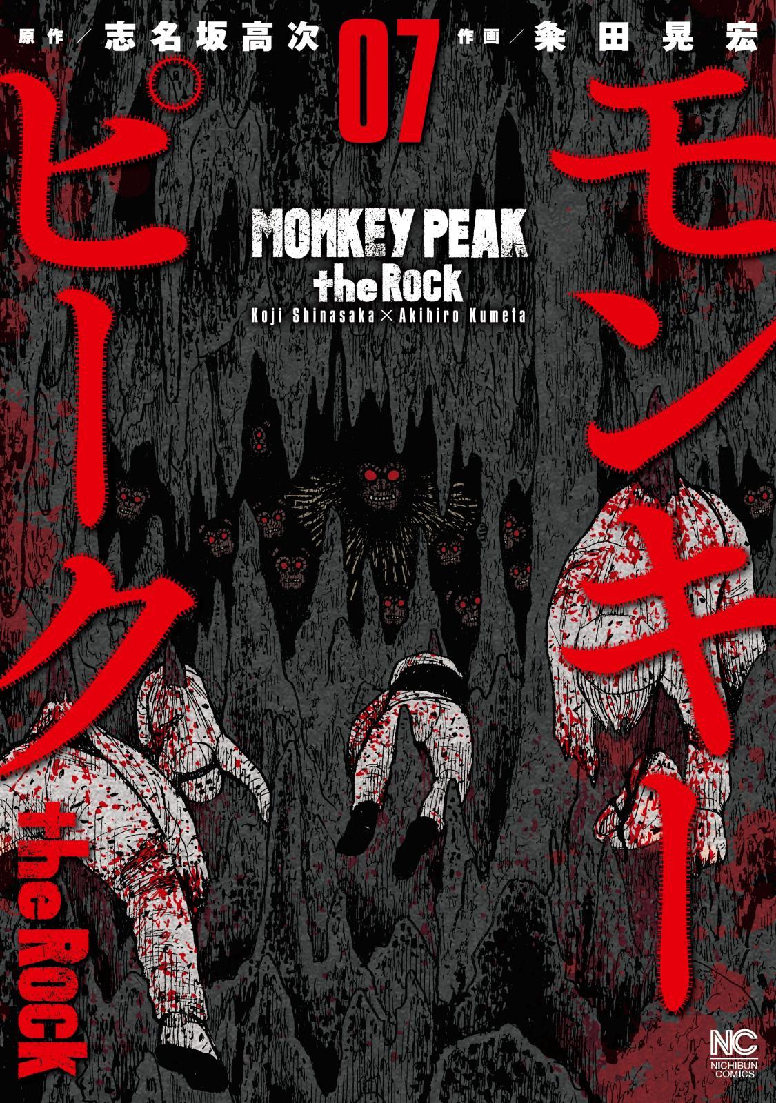 モンキーピーク the Rock(7)
