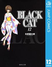 BLACK CAT 12