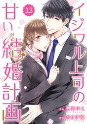 comic Berry'sイジワル上司の甘い結婚計画13巻