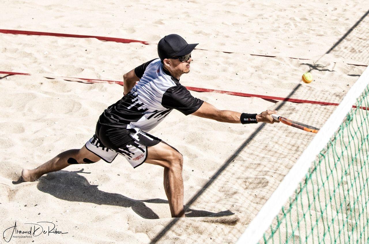 Beach Tennis Samurai